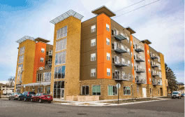 Aguilera Student Housing Apartments, La Crosse, WI