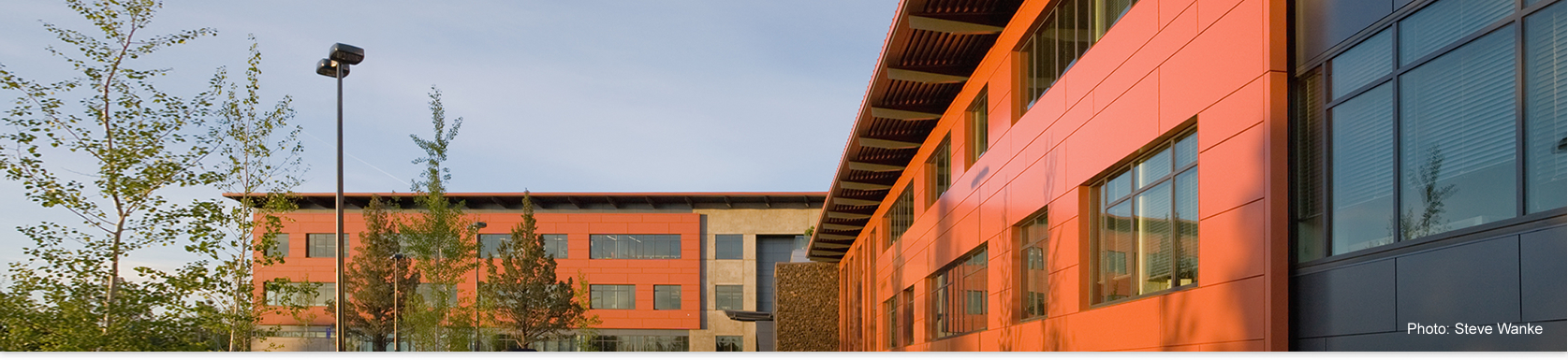 see metal façade panels - flexibility and tremendous design