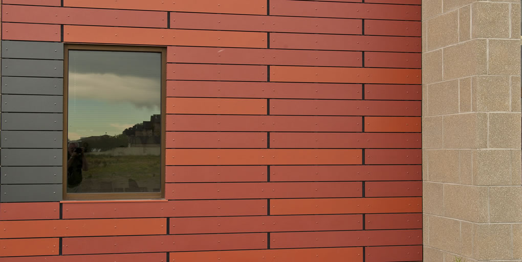 Swisspearl 174 Composite Cement Panels Give Your Building