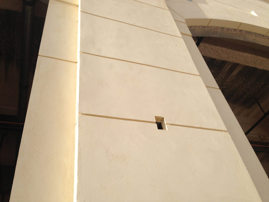 See Thermocromex High Performance Limestone Cladding Projects