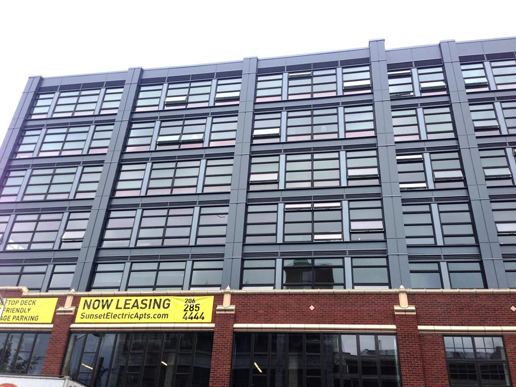 see metal façade panels - flexibility and tremendous design
